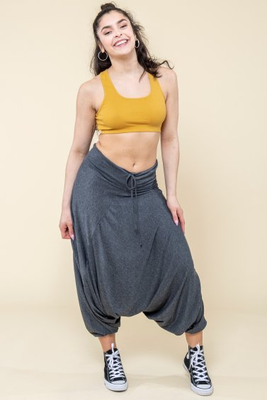 Yoga Basic Cotton Grey