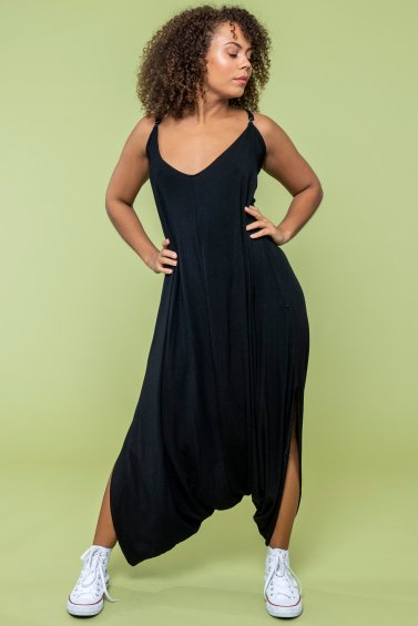 Yona Jumpsuit Black