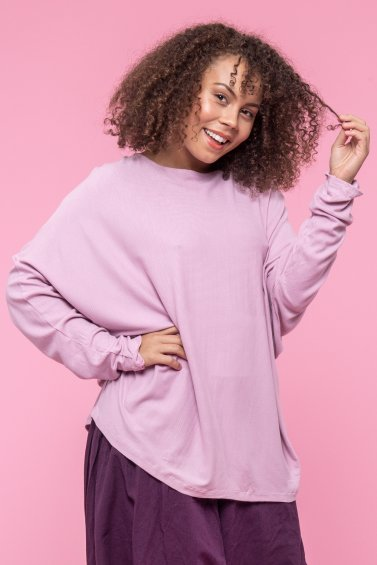 Ruby Longsleeve Dusty Pink