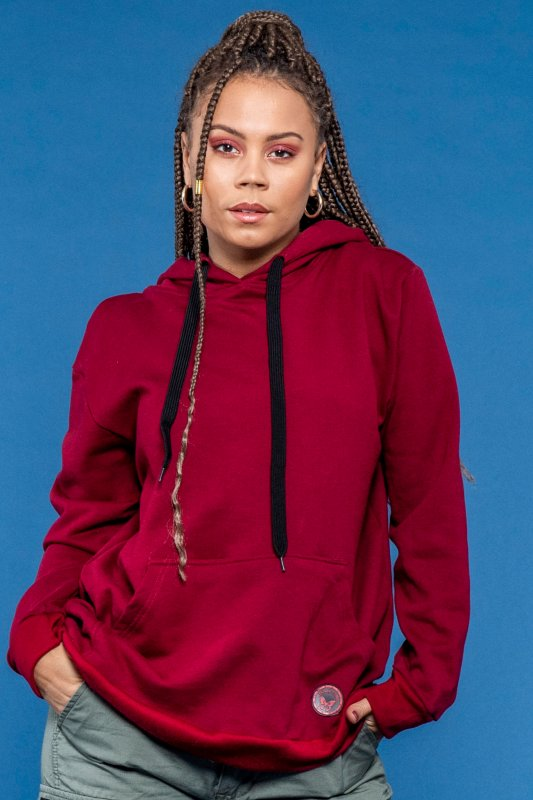 Aio Sweater Maroon